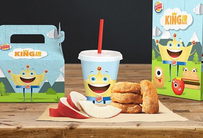 Free Kid's Meal with Pickup Only $1+ Purchase through App at Burger King