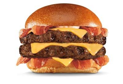 Monster Angus Thickburger New at Carl's Jr.