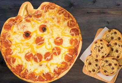Scream of a Deal and Jack-O Special Pizzas at Papa Murphy's for a Limited Time