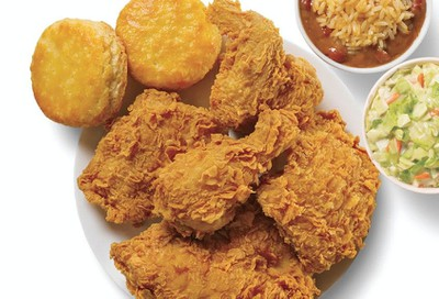 2 Can Dine for $8.99 Limited Time Online Offer at Select Popeyes' Restaurants