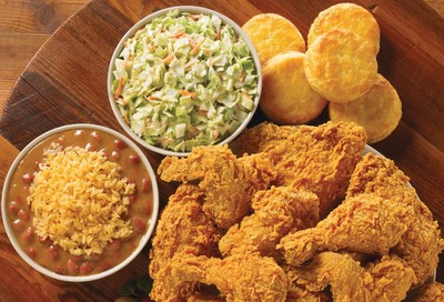 Limited Time Only $19.99 10 Piece Family Meal Offer Available Online at Popeyes