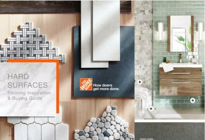 The Home Depot Weekly Ad Flyer October 16 to March 31