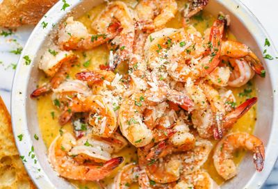 Shrimp Scampi and Walt's Favorite Shrimp Family Meals Now Available at Select Red Lobster Restaurants for $35.99