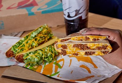 New $5 Grande Stacker Box Lands for a Limited Time at Select Taco Bell Restaurants