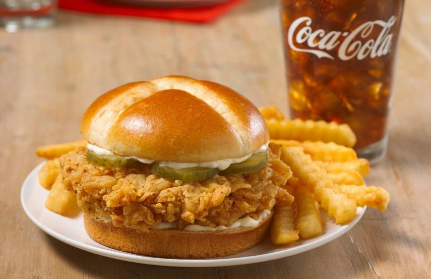 Church's Chicken Announces their New Chicken Sandwich