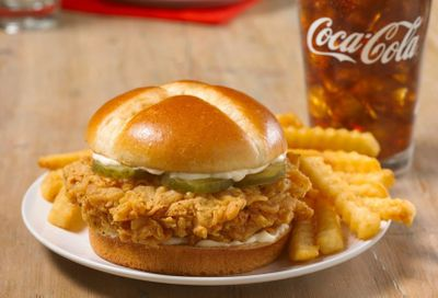 Church's Chicken Announces their New Chicken Sandwich