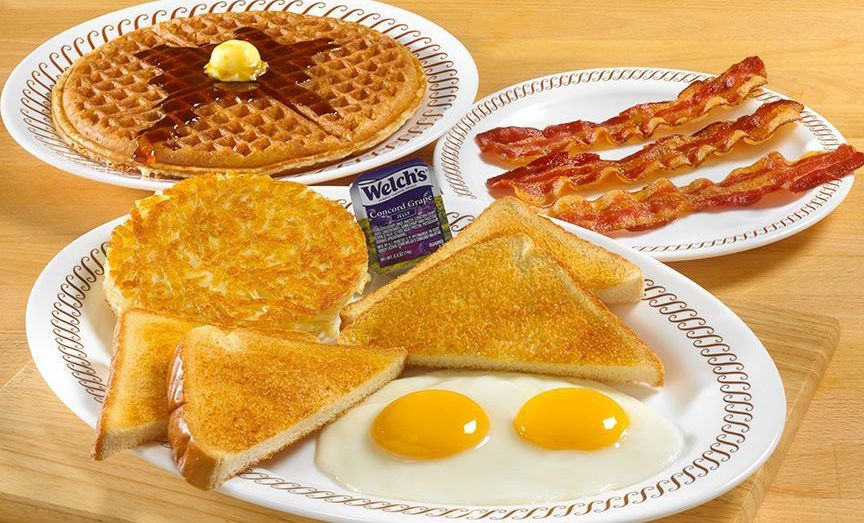Popular All-Star Special Now Available at Waffle House