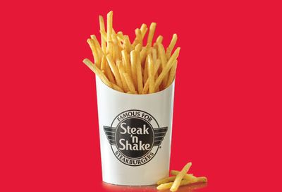 Get a Free Small Order of Thin 'n Crispy Fries at Participating Steak 'n Shake Restaurants