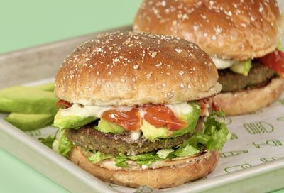 New Plant Based Veggie Shack Burger Now Available for a Limited Time at Participating Shake Shacks