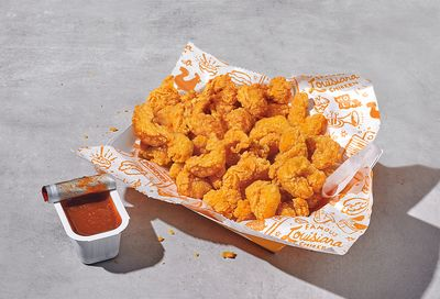 Get $2.99 Popcorn Shrimp Through the Popeyes Website for a Limited Time