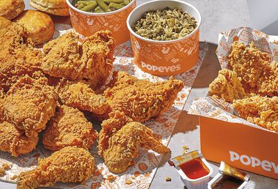 Free Delivery Now Offered at Popeyes Chicken on $10+ Orders