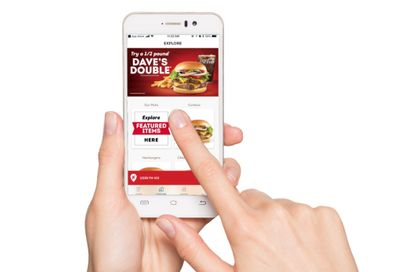 Wendy's Rewards Members will Now Receive $3 Off Any $15 In-app Purchase for a Limited Time