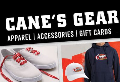 Raising Cane's Online Shop is Now Stocked with New Gifts, Swag and Cane's Gear