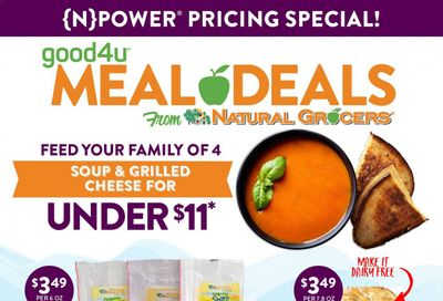 Natural Grocers Weekly Ad Flyer December 20 to March 31
