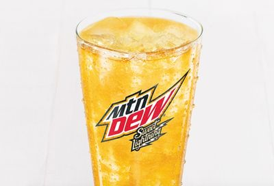 Kentucky Fried Chicken and Mountain Dew have Partnered to Bring KFC Fans Mountain Dew's Sweet Lightning