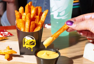 Seasoned Nacho Fries are being Reintroduced to the Taco Bell Menu this Winter