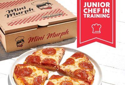 Mini Murph Take 'N' Bake Pizza Kits Now Available at Papa Murphy's