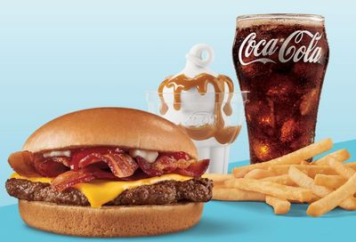 DQ's Bacon Cheeseburger is Now Being Offered with a New $6 Meal Deal at Dairy Queen