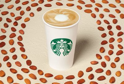 New Honey Almondmilk Cold Brew Will Join the Returning Honey Almondmilk Flat White at Starbucks