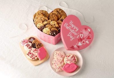 Mrs. Fields Launches the 2021 Valentine's Day Collection: Cookies, Cakes, Sweets & More