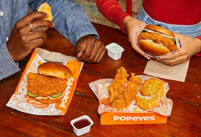 Get $2 Off Your First Popeyes Chicken Mobile Order of $10 or More For a Limited Time Only