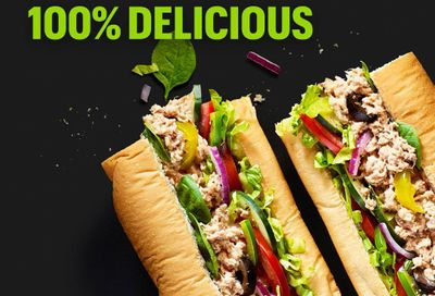 Save 15% Off a Tuna FootLong Sub In-app or Online at Subway with a New, Limited Time Only Pomo Code