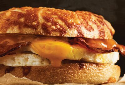Shmear Society Members Will Get a $5 Egg Sandwich Every Friday in February at Einstein Bros. Bagels