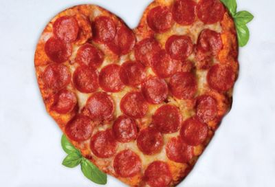 Shakey's Pizza Welcomes Back their $12 Seasonal Heart-Shaped Pizza Through to Valentine's Day