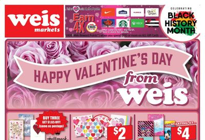 Weis Weekly Ad Flyer February 4 to March 11