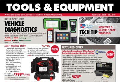 Carquest Weekly Ad Flyer December 27 to March 27