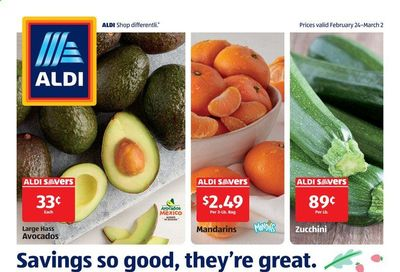 ALDI (MD, VA) Weekly Ad Flyer February 24 to March 2