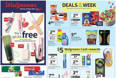 Walgreens Weekly Ad Flyer February 28 to March 6