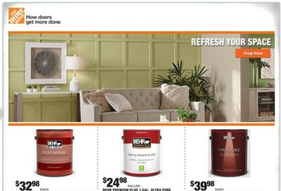 The Home Depot Weekly Ad Flyer February 25 to March 4