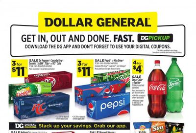 Dollar General Weekly Ad Flyer February 28 to March 6