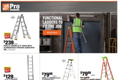 The Home Depot Weekly Ad Flyer March 1 to March 8