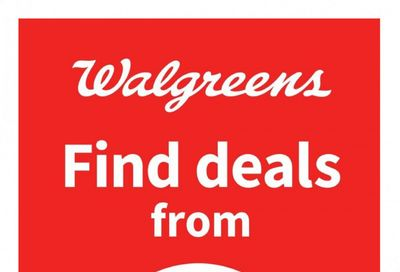 Walgreens Weekly Ad Flyer March 28 to April 24