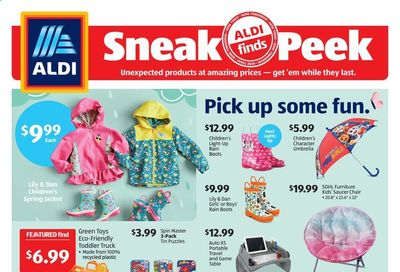 ALDI Weekly Ad Flyer April 14 to April 20