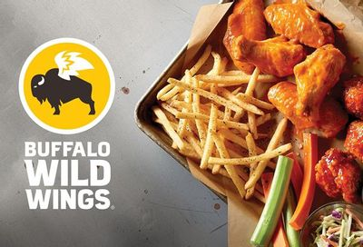 Buffalo Wild Wings Buy 1 Get 1 FREE WINGS DEAL AND more Lunch Combos!