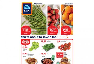 ALDI Weekly Ad Flyer April 11 to April 17