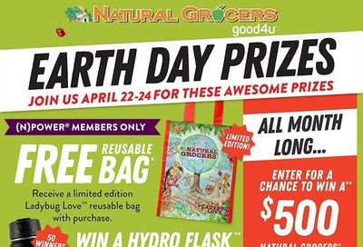 Natural Grocers Weekly Ad Flyer April 22 to April 24
