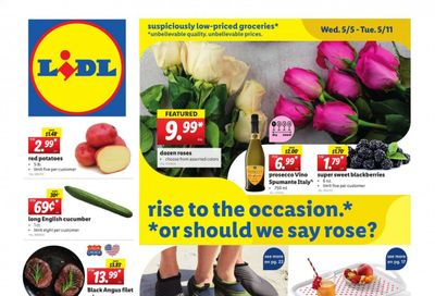 Lidl Weekly Ad Flyer May 5 to May 11