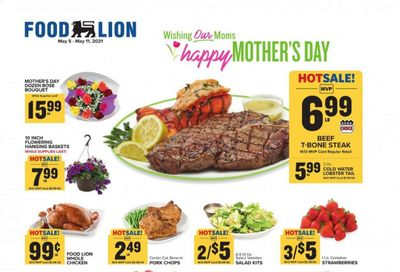 Food Lion (VA) Weekly Ad Flyer May 5 to May 11