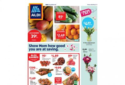 ALDI Weekly Ad Flyer May 5 to May 11