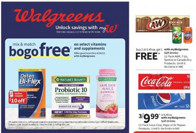 Walgreens Weekly Ad Flyer May 9 to May 15