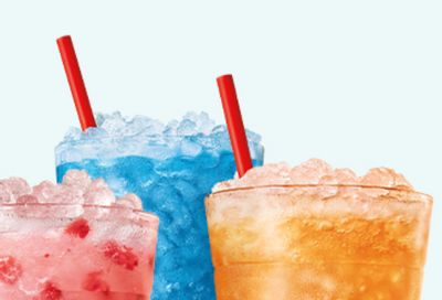 Sonic Has Free Drinks and Slushes This Week Only!