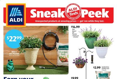 ALDI Weekly Ad Flyer May 12 to May 18