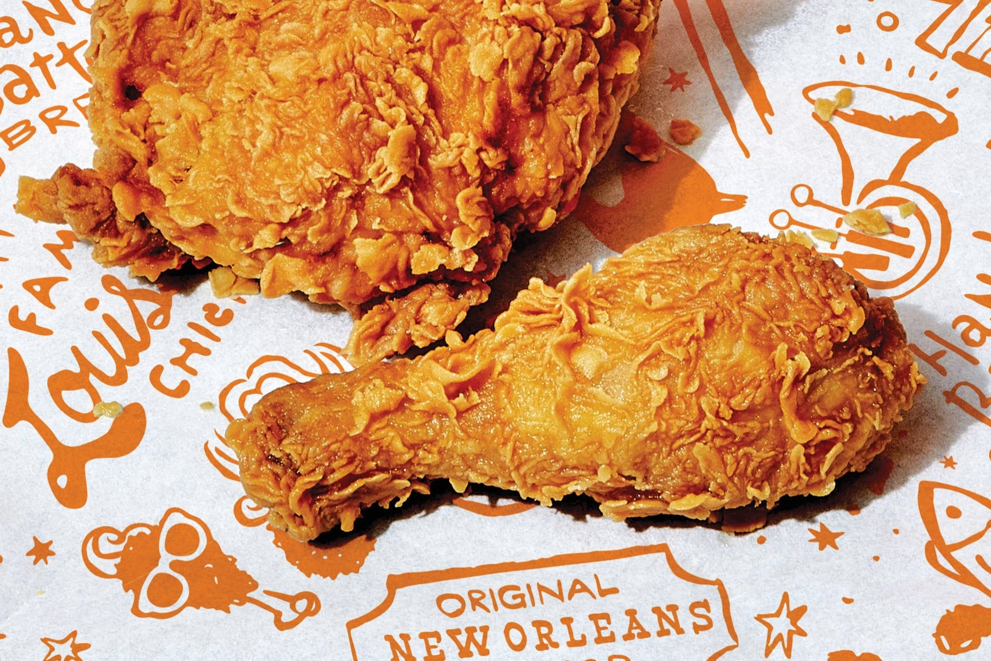 $7.00 2 pc Signature Chicken Combo Deal at Popeyes!