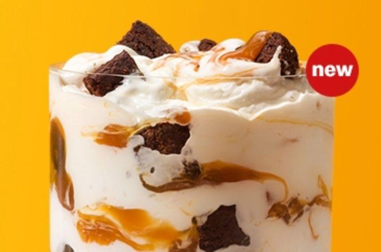 New Caramel Brownie McFlurry Deal!