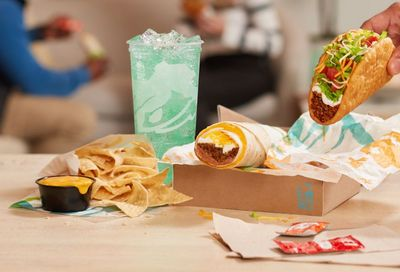 Taco Bell's $5 Build Your Own Cravings Box Deal!