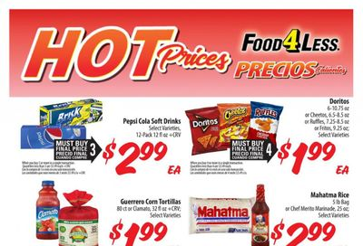 Food 4 Less (CA) Weekly Ad Flyer June 16 to June 22
